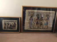 11 Assorted Framed Pictures Brampton, L6X 4M1