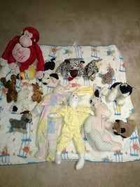Stuffed animals Chesapeake, 23320