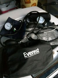 Stethoscope and 2 blood pressure cuffs nwver used  Las Vegas, 89115