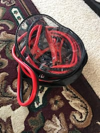 Black and red car jump start cable 圣地亚哥, 92129
