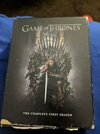 First season collection game of thrones Los Angeles, 90003