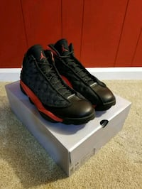 Air Jordan 13 Retro 'Bred' 2017 Size 14