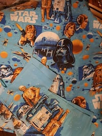 Star wars  Bed/Set (2 pillow cases)