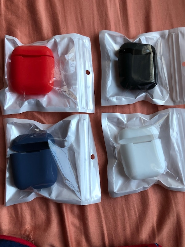 Airpods Silicon Cases