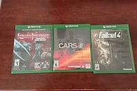 two Xbox One game cases 3726 km