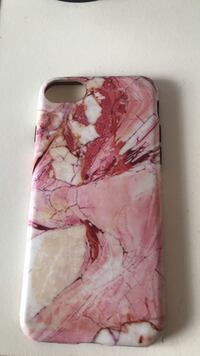 Pink iPhone 7 case