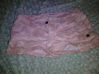 Old Navy Khaki Camo Shorts