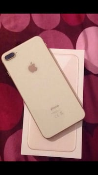 iPhone 8 plus (Rosa guld 64GB) Vendelsö, 136 63