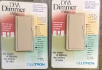 Lutron diva dimmer switch new 2 for sale $30.00 ea Fairfax