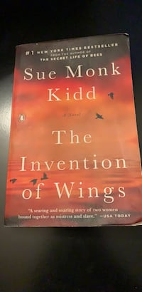 The Invention of Wings New York, 11368