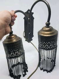 Morrocan Sconce