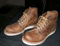 8 in steel toed electrical leather boot Tucson, 85705