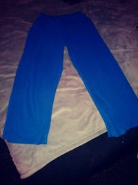 blue and white sweat pants Canton, 44707