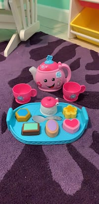Fisher Price Tea Set Silver Spring, 20901