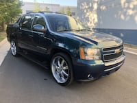 Chevrolet Avalanche 2007 Chantilly