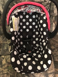 Safety first Minnie Mouse car seat combo  Pearl, 39208