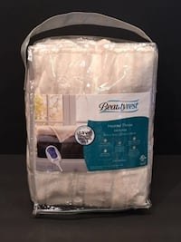 Heated Faux Fur Throw Blanket by Beautyrest– Holiday Gift (BRAND NEW in package) Lansdowne