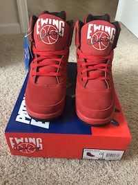 Ewing 33 Hi x Red size 12 DS  Fairfax, 22030
