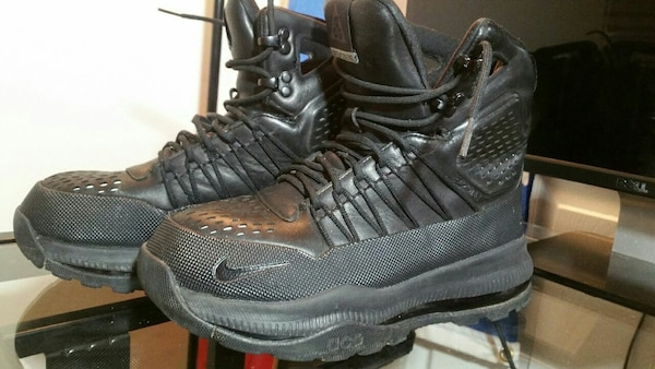 d1bacd02f63f Used (SIZE7) Nike Mens Zoom SuperDome ACG Tactical Boots for sale in ...