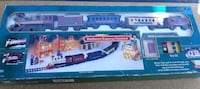 BAYBERRY EXPRESS TRAIN SET Hatboro