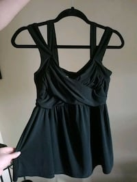 Size L new with tags cross cross top (paid $38.50) Torrington