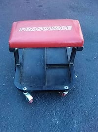Fold up seat/ w/parts tray Concord