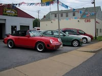 COMMERCIAL For sale used car dealership turn the key three bays in rear two lifts and office Hagerstown