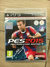 Pro Evolution Soccer 2015 PES PlayStation 3 PS3 Bologna, 40132