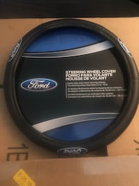 Not sold yet..Ford Steering wheel cover Elizabeth