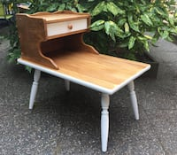 Vintage Side Tables VANCOUVER
