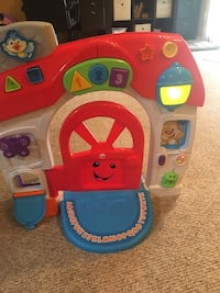 Fisher Price Laugh and Learn Home Severn, 21144