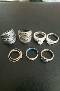 Assorted rings Capitola
