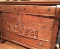 Brown wooden 3-drawer chest Carencro, 70520