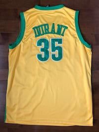 Throwback Adidas Kevin Durant Jersey