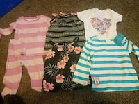 12-18 month girl clothes  2289 mi