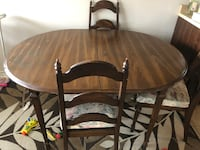 6 chairs dinning table Surrey, V3W 8P1