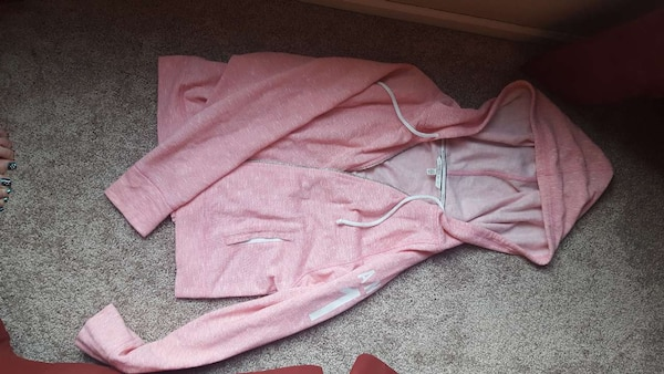 Victorias secret pink sweatshirt NEVER WORN