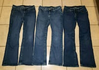 Jeans Lee Midrise Fit Size 8 Short Oklahoma City, 73132