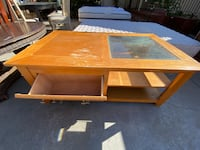 """Coffee Table [49.75"""" x 29.5"""" x 20H""""] West Covina, 91790"""
