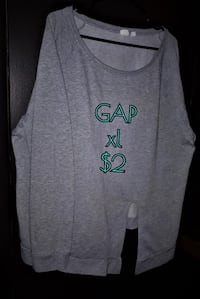 new gap sweatshirt Calgary