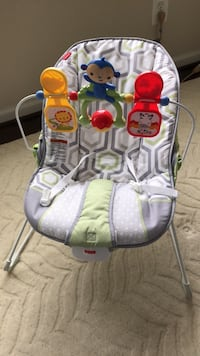 Fisher Price Baby Bouncer Geo Meadows Oxon Hill, 20745