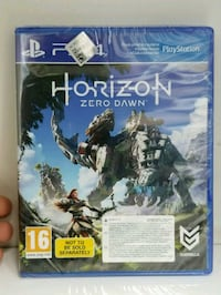 "PS4 OYUN ""HORIZON ZERO DOWN"" İsmet Kaptan Mahallesi, 35210"