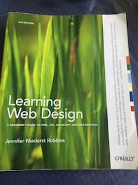 Learning web design. 4th edition. Silver Spring, 20906