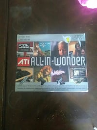 Avi all in wonder Burlington
