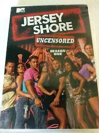 Jersey Shore season one dvd