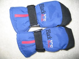 BOYS BLACK ICE WINTER GLOVE