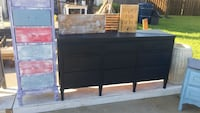 9 draw buffet have knobs not pictured brand new moving  Jacksonville, 28540