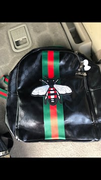 black and green Gucci backpack Manassas Park, 20111