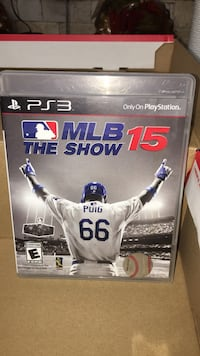 Sony ps4 mlb the show 18 game Waverly Hall, 31831
