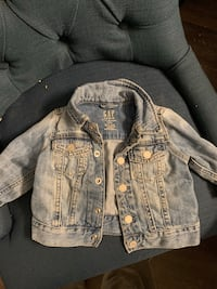 6-12mp Gap Jean Jacket